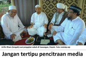 Nasehat Arifin Ilham