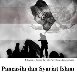 Pancasila dan syariat Islam
