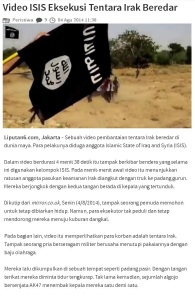 pemberontak ISIS
