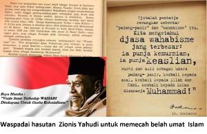 hasutan wahabi