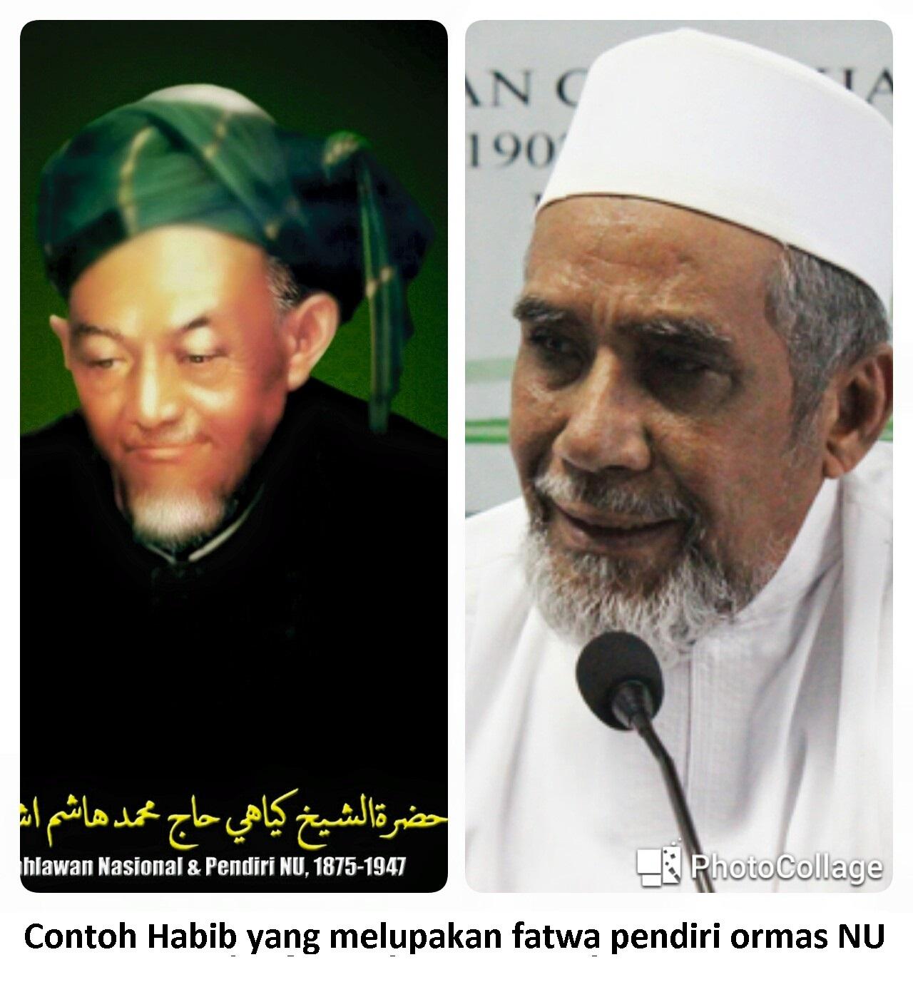 Habib Yang Diperalat Mutiara Zuhud Letakkan Dunia Pada Tanganmu