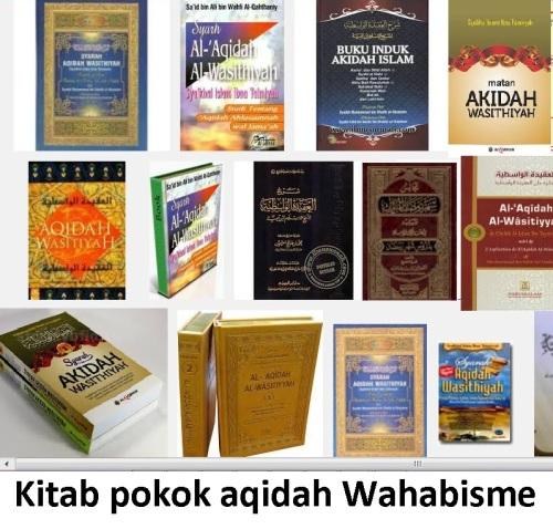 Kitab pokok aqidah wahabisme