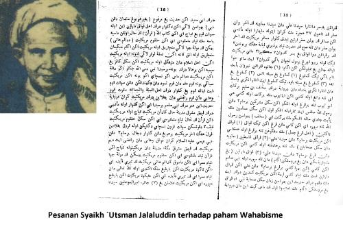 Syaikh Utsman Penanti