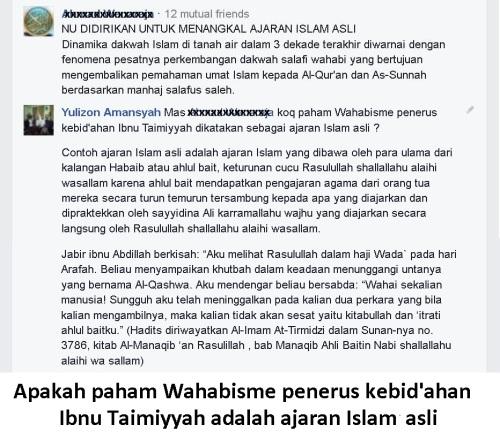 Ajaran Islam Asli