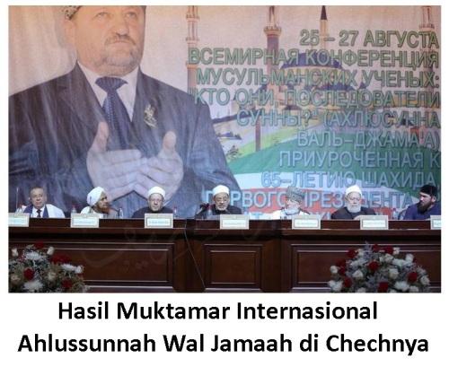hasil-muktamar-chechnya
